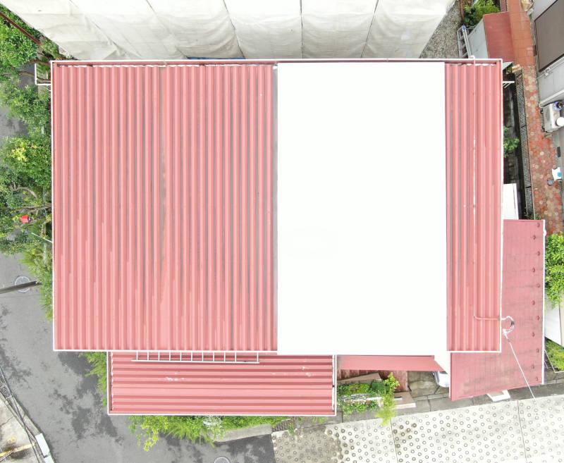 岡竹JAPANドローン屋根点検調査20210703_02