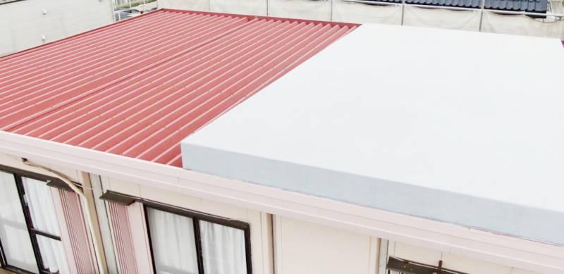 岡竹JAPANドローン屋根点検調査20210703_03